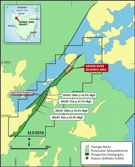 Jindalee snaps up Australia's third largest magnesite deposit