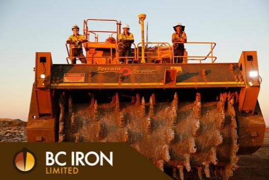 BC Iron announces management changes