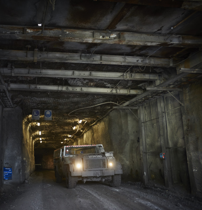 Donaldson mine moves to care and maintenance