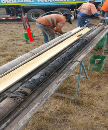 Kaili finalises drilling at Maryvale
