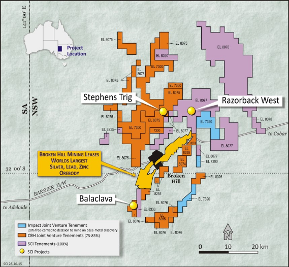 Silver City Minerals announces commencement of lithium exploration at Broken Hill