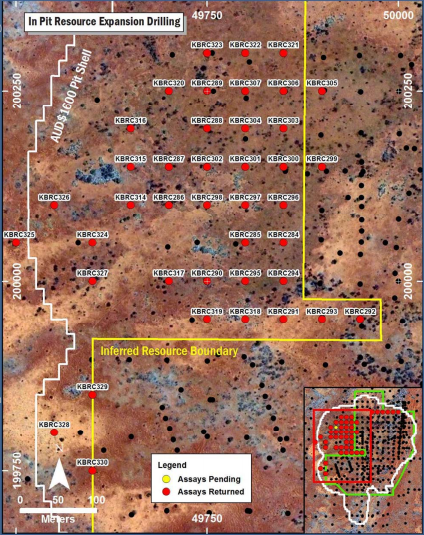 Strong gold results to prompt Karlawinda resource upgrade