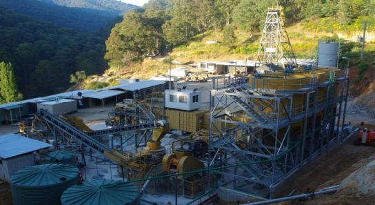 Mantle Mining outlines plan to restart production at Morning Star Gold Mine
