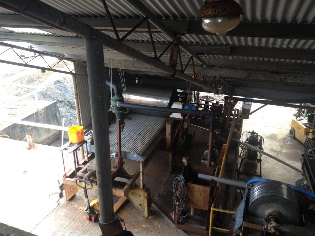 Granville Tin Project Processing Plant Image credit: www.austinmining.com.au