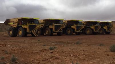 Blackham commences open pit mining at the Matilda Mine
