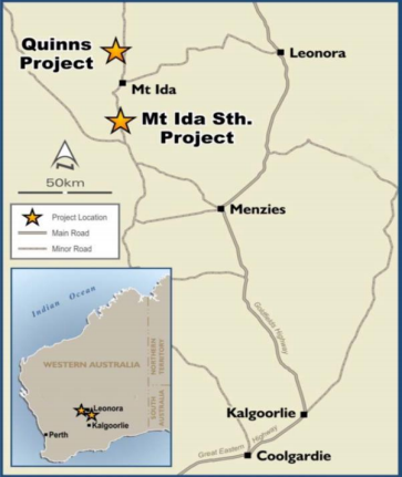 Latitude set to acquire WA near term gold projects