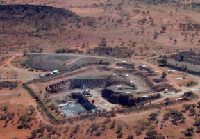 Image credit: Thor Mining ASX release