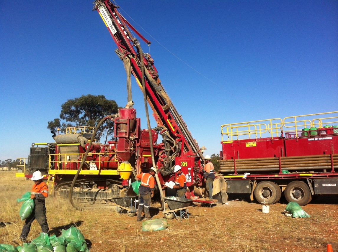 Heavy rainfall delays Helix's copper and gold drilling programs at NSW