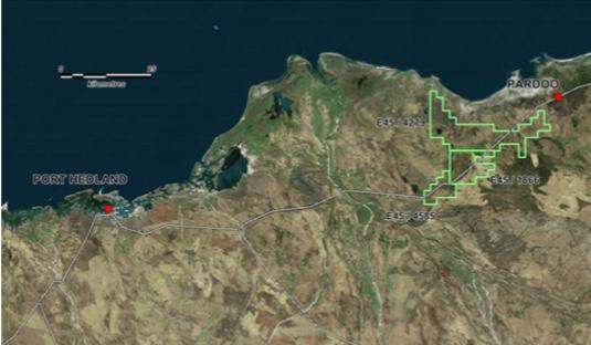 Caeneus to earn 51% interest in Pardoo Nickel project