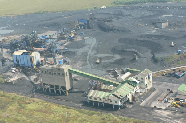 Universal Coal commences production at NCC