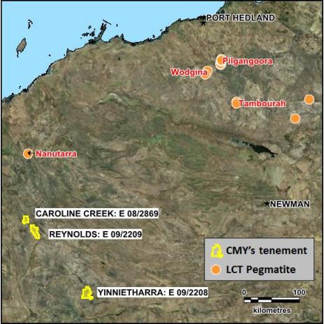 Capital Mining to kickstart exploration at Gascoyne lithium projects