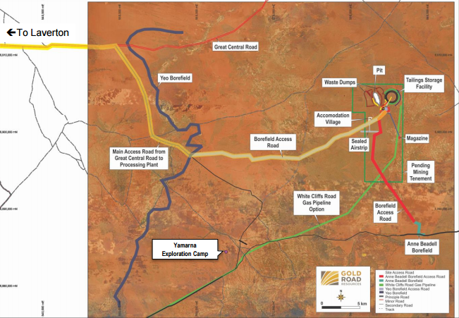 Gold Road Resources to set up $18m worker camp at Gruyere
