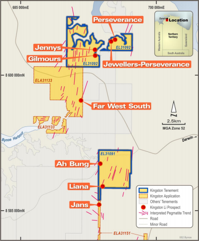 Image credit: Kingston Resources ASX release