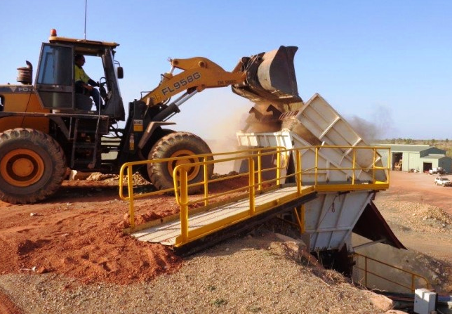 Merlin Diamonds recommences operations at Marlin diamond mine