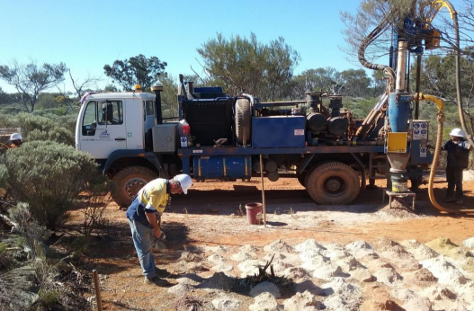 Legend commences aircore drilling at Rockford Project