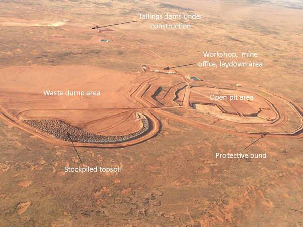 Havilah Resources hits production milestone at Portia