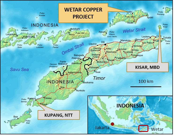 Finders completes first quarter of full production at Wetar Copper Project