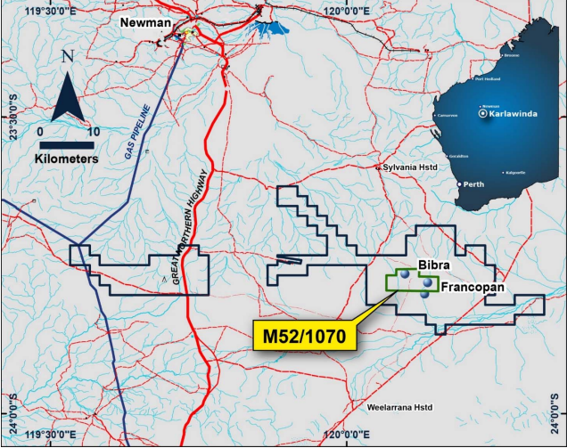 Capricorn Metals secures grant of Mining Lease for Karlawinda Gold Project in WA