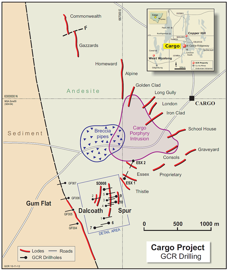 Golden Cross Resources sells Cargo Gold Project for $500,000