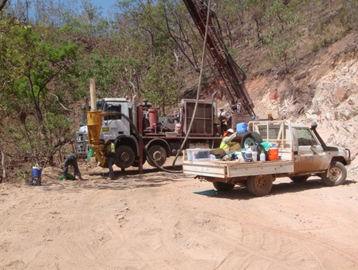 Ark Mines commences drilling at Mt. Porter South