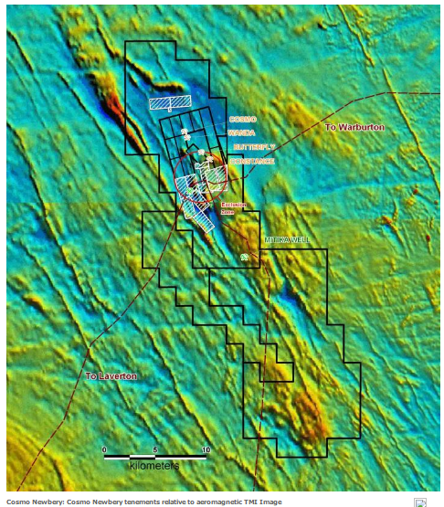 3D Resources receives Mining Entry Permit for Cosmo Newberry Project
