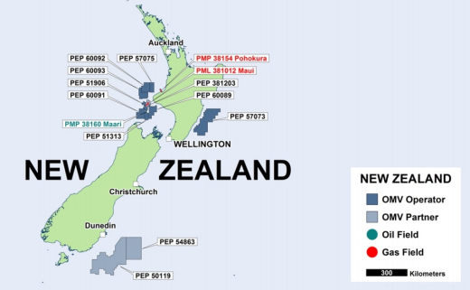 OMV New Zealand set to resume production from the Maari oil-field