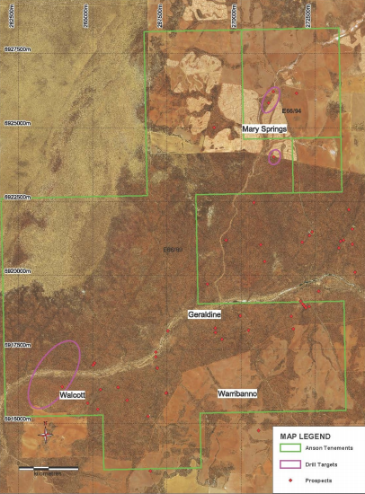 Anson Resources set to commence RC drilling campaign at Ajana Graphite Project