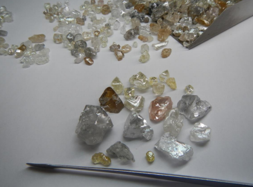 Lucapa reports first sale of Lulo diamonds for 2017