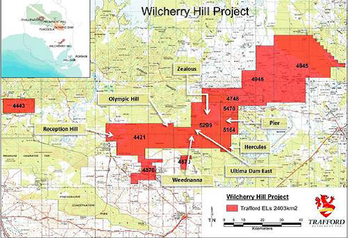 RC drilling at Weednanna gold prospect now underway